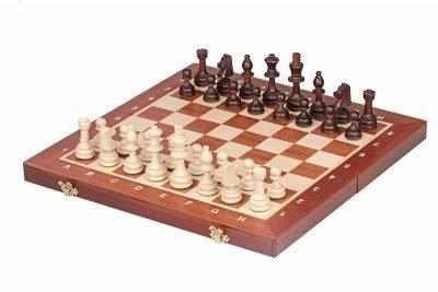 318-1-Ensemble-Doré-Jeu-échecs-tournoi-Chevalier-allemand-5