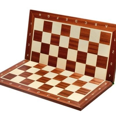 283-1-Echiquier-Carton-Jaune-Marron-Brillant