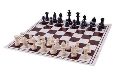 152-1-Echiquier-Table-luxe-sans-pieces-sculpté-Bois-Charme-Erable-Acajou