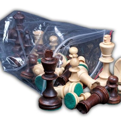 266-1-Jeux-Echecs-Design-Medieval-Plastique-couleur-Crème-Noir-non-lesté