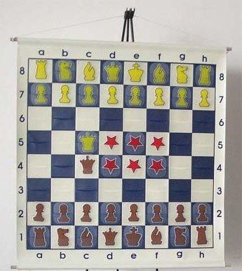 153-1-Echiquier-Table-Bois-Charme-Erable-acajou-sans-pieces