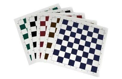 278-1-Echiquier-Plastique-Mill-Pliable-Blanc-Marron-32-32